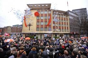 Στις 21 Ιανουαρίου 2012, η Εκκλησία της Σαηεντολογίας του Αμβούργου γιόρτασε τα εγκαίνιά της μετά την πλήρη μεταμόρφωση του κτιρίου της οδού Domstrasse 9 στο Altstadt, στο κέντρο του ιστορικού τριγώνου του Αμβούργου.