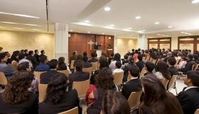 Το παρεκκλήσι του νέου Οργανισμού της Σαηεντολογίας του Μεξικού εξυπηρετεί ενορίτες και επισκέπτες για Κυριακάτικες Λειτουργίες, γάμους, τελετές ονοματοδοσίας και άλλες θρησκευτικές συγκεντρώσεις.