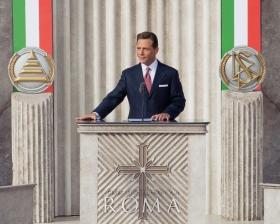 Ο κ. Ντέιβιντ Μισκάβιτς, Πρόεδρος του Συμβουλίου του Κέντρου Θρησκευτικής Τεχνολογίας και εκκλησιαστικός ηγέτης της θρησκείας της Σαηεντολογίας, τέλεσε τα εγκαίνια της νέας Εκκλησίας της Σαηεντολογίας της Ρώμης.