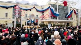 Ο νέος χώρος της Εκκλησίας της Σαηεντολογίας της Μόσχας εγκαινιάστηκε μπροστά σε 2.000 Σαηεντολόγους και επίτιμους καλεσμένους από τη Ρωσική κυβέρνηση καθώς και αντιπροσώπους θρησκειών και οργανισμών για τα ανθρώπινα δικαιώματα. Ο εορτασμός σηματοδότησε τα εγκαίνια της πρώτης και σημαντικότερης Εκκλησίας της Σαηεντολογίας στη Ρωσική Κοινοπολιτεία.